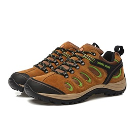 Waterproof Low-Cut Men's Hiking Boots