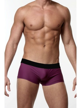 New Glowing Men's Underwear Close-fitting Boy Boxer Briefs
