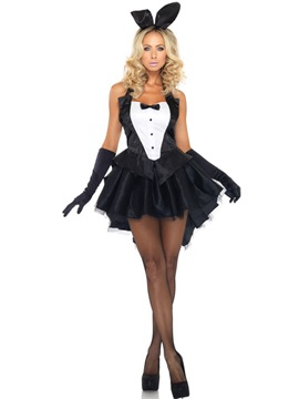 Sexy Lace Fashion Bunny Costume