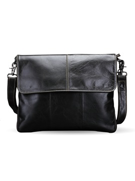 Beautiful Black Man Shoulder Bag