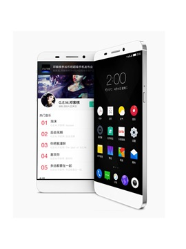 Letv X608 RAM 3G 8 Cores No Border Android 4G Smart Phone