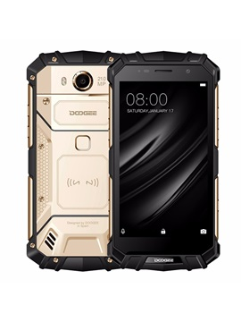 DOOGEE S60 4G Cellphone 5.2-inch Sharp IP68 6GB RAM 64GB ROM MTK Helio P25 Octa Core 2.5GHz 5580mAh