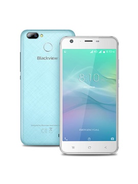 Blackview A7 Pro 4G Cellphone 5.0 Inch 2GB RAM 16GB ROM MT6737 1.3GHz Quad Core