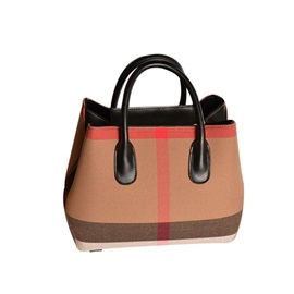 Simplicity Color Block Zipper Satchel