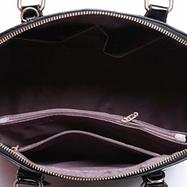 Thread Plain Fashion Shell Handbag