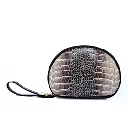 Snake-embossed Top Quality Chic Women Bag Set