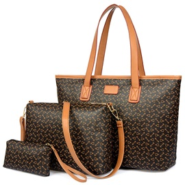 Vogue Arrow Print Bag Sets