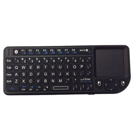 Rii K02 Mini Wireless Bluetooth Keyboard+TouchPad+Laser Pointer for Android TV Box