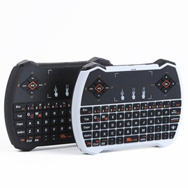 V6A Mini Wireless Keyboard 2.4G WiFi with Touchpad