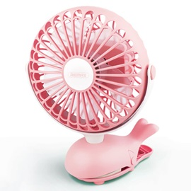 Remax Mini USB Fan No Noise Adjustable Fan