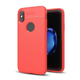 Premium PU Leather Ultra Slim Anti-Scratch Shock Absorption Matte Case for IPhone 8/8 Plus/X/7 Plus/7/6 Plus/6