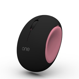 VISENTA I1 Cute Style Mini Wireless Mouse with 2 Buttons