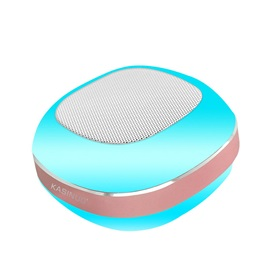 KASINUO Colorful Lights Wireless Mini Speaker