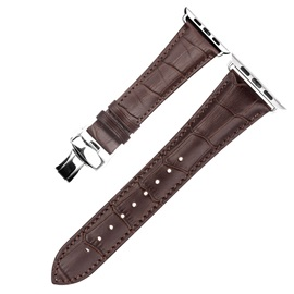 Genuine Leather Smart Watch Band for Apple Watch iWatch 3/2/1