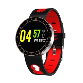 Fitness Tracker Passometer Sleep Tracker Silicon Smart Watches