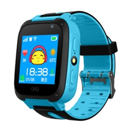 A20/K18 Children's Positioning Phone Watch Touch-Screen Plastic