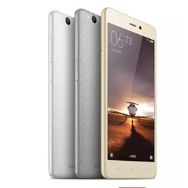 Original Xiaomi Redmi 3 Mobile Phone 4100mAh Snapdragon 616 Octa Core 2G RAM 16G ROM 5.0 13MP+5MP Android 5.1