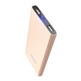 Awei P87K Power Bank 8000mAh Portable Charger External Battery Pack For Mobile Phone