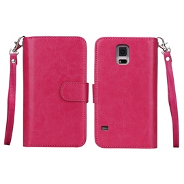 New Fashion Leather Flip-Phone Case for Samsung Galaxy S5