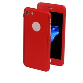 Hot Red Iphone Case Anti-knock Dirt-resisitant for Iphone5 S Iphone6 Iphone7 Iphone7 Plus