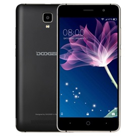 Doogee X10 5 Inch Dual-core 512MB+8GB 5MP Back Camera Dual SIM Android OS
