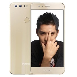 Huawei Honor 8 4GB+64GB Octa Core Dual 12MP Camera 5.2 Inch 2.5D Dual Sim 4G Android Cell Phone