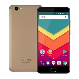 Vernee Thor Plus 4G 6200mAh Battery Front Touch Sensor 13.0MP Rear Camera