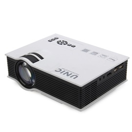 WIFI UC40 1080P Projector to Windows IOS Android OS Phone Tablet PC