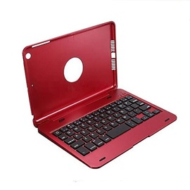 Ultra Slim Bluetooth 3.0 Wireless Keyboard Foldable Case Stand Cover Holder For HP TouchPad