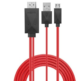 11Pin Micro USB to HDMI MHL Cable Adapter