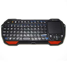 Mini Wireless Bluetooth Keyboard with Touchpad for Windows Android iOS