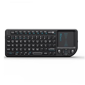 Rii X1 Mini Wireless Keyboard with Touch-pad for PC