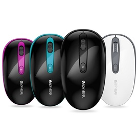 E5 Mini Mouse with 3 Buttons 2.4GHZ 1000Dpi Wireless Mice