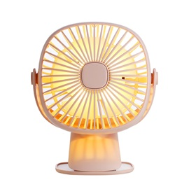AGQ Mini USB Table Desktop Personal Fan Air Circulator