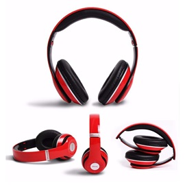Huast P15 Headband Stereo Headsets Foldable Wireless Earphones Bluetooth Headphones Support TF Card FM Radio
