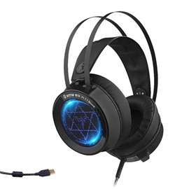 USB Gaming Headphone with Microphone