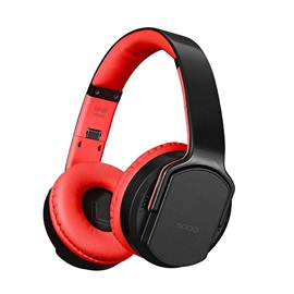 SODO MH2 Bluetooth On-ear Headphones Foldable Wireless Stereophones