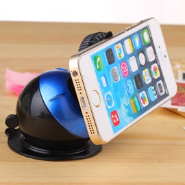 360 Degree Rotate Car Mount Stand Universal Suction Phone Holder
