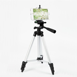 Aluminum Alloy Three-Dimensional Head Tripod For Digital Camera