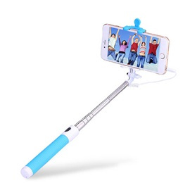 Portable Folding Selfie Stick for IOS/Android