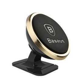 Baseus 360 Degree Rotation Universal Cell Phone Car Mount with Sticker