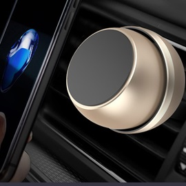 Universal Magnetic Car Holder Mini Air Vent Mount Magnet Cell Phone Mobile Bracket