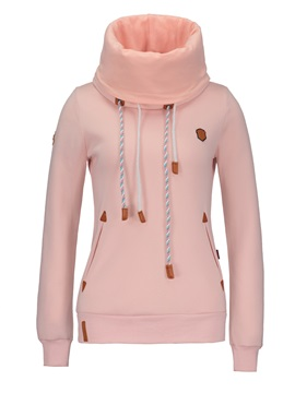 Long Sleeve Regular Single Women's Hoodie