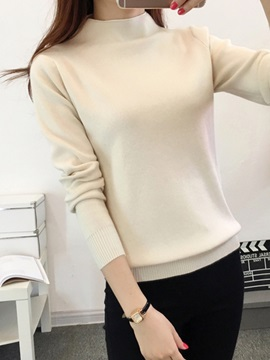 Tidebuy Multi Colors Long Sleeves Women's Sweater