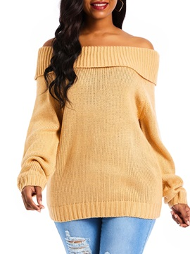 Regular Loose Mid-Length Women's Sweater