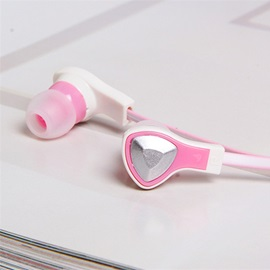 HUAST headphones with microphone in ear headphones noise canceling headphone earbuds 2016 line control super bass For smartphone