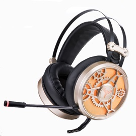 V6 Gaming Headphone with Mic Noise Cancelling for PS4/Xbox 360