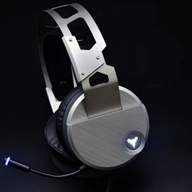 USB Wired Gaming Headphone with Microphone