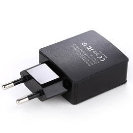USB Wall Charger with Quick Charge 3.0 for Samsung S8 S8 Plus S7 S7 Edge Phone 7 7 Plus Qualcomm Certified