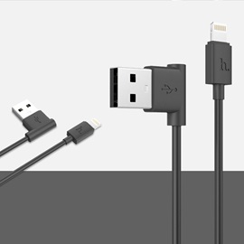 HOCO Fashion USB Cable with Lightning Connector for iPhone 7 / 7 Plus / 6s / 6s Plus / 6 / 6 Plus iPad Pro Air 2 and More